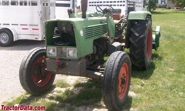 Fendr Farmer 102S, front-left view