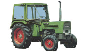 Fendt Farmer 103S tractor photo