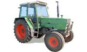 Fendt Farmer 306LS tractor photo