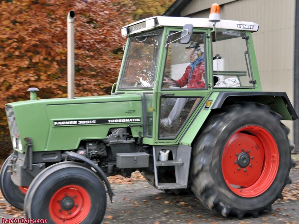 Fendt Farmer 309LS