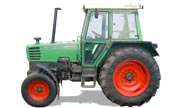 Fendt Farmer 307LS tractor photo