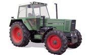 Fendt Favorit 615SL tractor photo