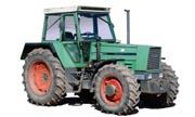 Fendt Favorit 600LS tractor photo