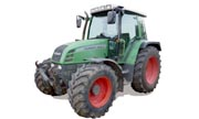 Fendt Farmer 307C tractor photo