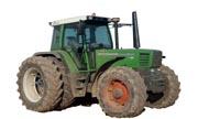 Fendt Farmer 312 tractor photo