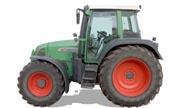 Fendt Farmer 411 Vario tractor photo