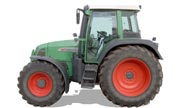 Fendt Farmer 412 Vario tractor photo
