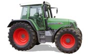 Fendt Favorit 711 Vario tractor photo