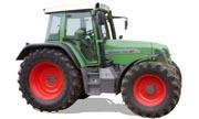 Fendt Favorit 711 Vario tractor photo