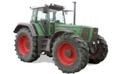 Fendt Favorit 822 tractor photo
