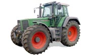 Fendt Favorit 916 Vario tractor photo