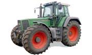 Fendt Favorit 920 Vario tractor photo