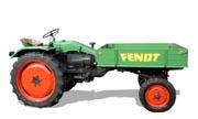 Fendt F230GT tractor photo