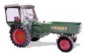 Fendt F231GT tractor photo