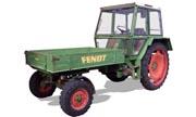 Fendt F255GT tractor photo