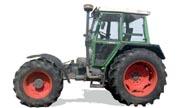 Fendt F345GT tractor photo