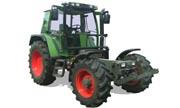 Fendt 380GTA tractor photo