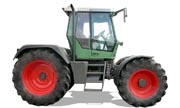 Fendt Xylon 522 tractor photo