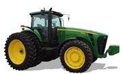 John Deere 8230 tractor photo