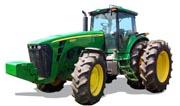 John Deere 8330 tractor photo