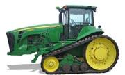John Deere 8330T tractor photo