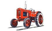 Volvo T36 tractor photo
