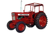 Volvo T600 tractor photo