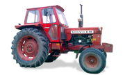 Volvo T650 tractor photo
