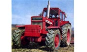 Volvo T814 tractor photo