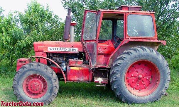 tractordata volvo t814 tractor photos information