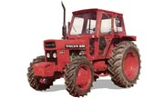 Volvo 2254 tractor photo