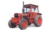 Volvo 2654 tractor photo