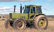 Hurlimann H-6160 tractor photo