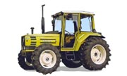 Hurlimann H-466 tractor photo