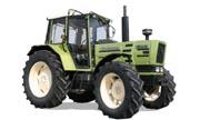 Hurlimann H-5116 tractor photo