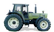 Hurlimann H-6136 tractor photo