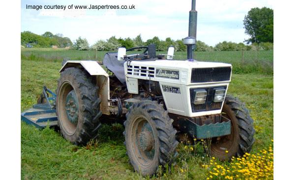 Tractordata Com Lamborghini R 603 Tractor Photos Information