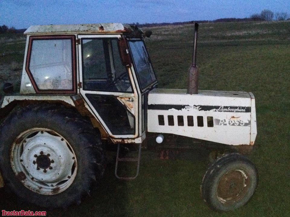 Tractordata Com Lamborghini 955 Tractor Photos Information