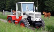 Mercedes-Benz Trac 65/70 tractor photo