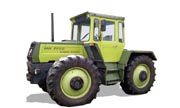Mercedes-Benz Trac 1400 tractor photo