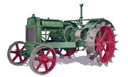 Hart-Parr 28-50 tractor photo