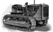 Caterpillar D7 tractor photo