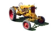 Minneapolis-Moline RTE tractor photo