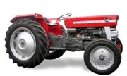Massey Ferguson 148 tractor photo