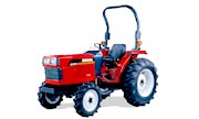 Shibaura ST445 tractor photo