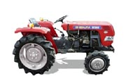 Shibaura SD1840 tractor photo