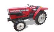 Shibaura SD1843 tractor photo