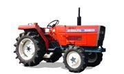 Shibaura SD2643 tractor photo