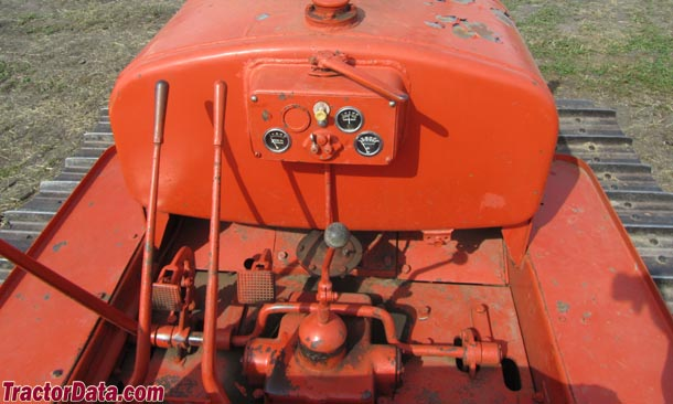 Allis Chalmers S  transmission photo