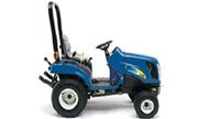 New Holland Boomer TZ18DA tractor photo